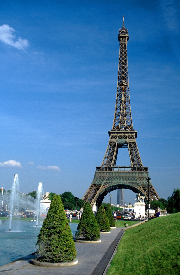 essay trip to paris