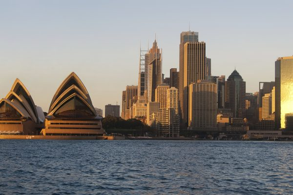 Levná angličtina – Sydney