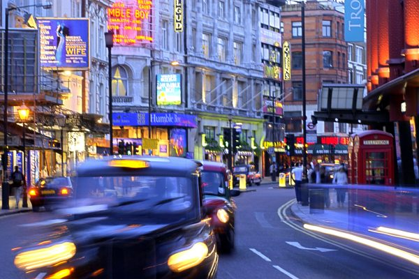 Kurz angličtiny London – Leicester square