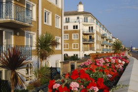 Brighton Marina. East Sussex. England