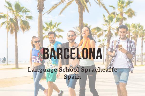 Kurz španělštiny pro teenagery – Barcelona (14-21 let)