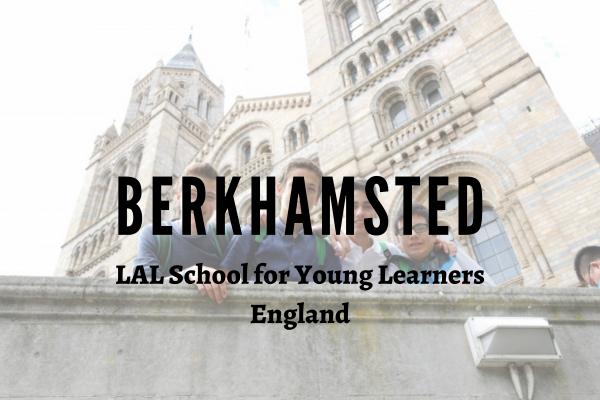 Kurz angličtiny pro teenagery – Berkhamsted (9-17 let)