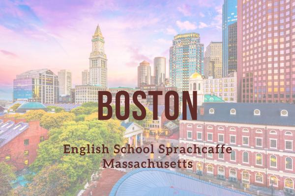 Kurz angličtiny – Boston
