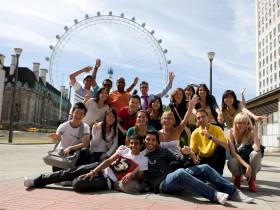 CES London eye