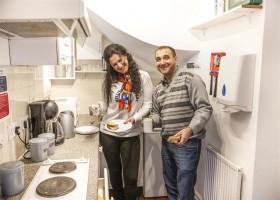 CES Oxford Students Kitchen