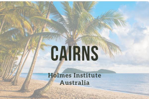Kurz angličtiny – Cairns (Holmes Institute)