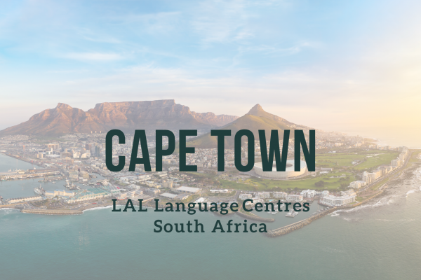 Kurz angličtiny – Kapské město