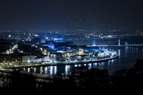 Foyle_Derry by Night