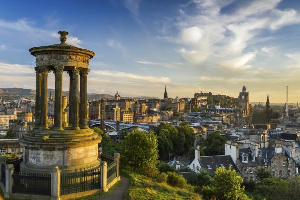 Kurz angličtiny – Edinburgh