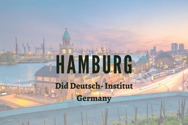 Kurz němčiny – Hamburk