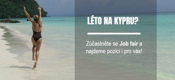 Léto 2020 na Kypru? Najdeme pozici i pro vás!