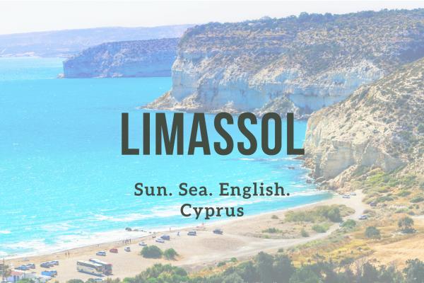 Kurz angličtiny – Limassol
