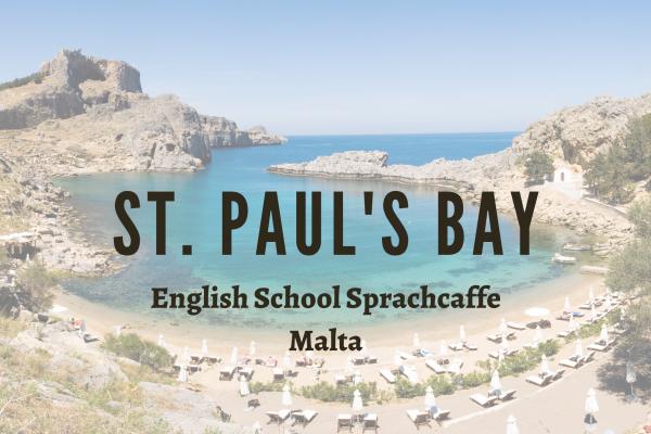 Kurz angličtiny pro teenagery – St. Paul's Bay (12 – 17 let)