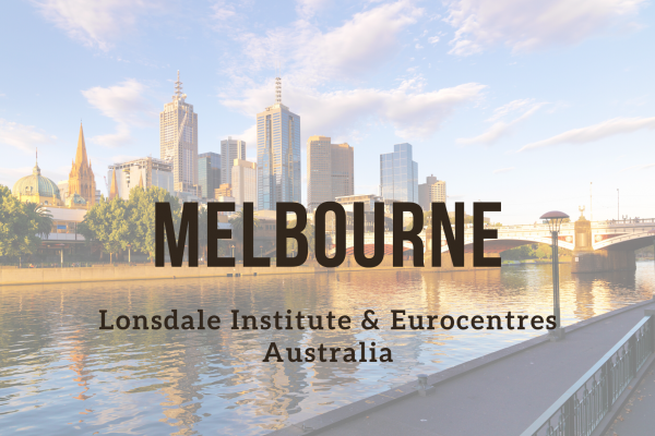Odborné kurzy – Melbourne (Lonsdale Institute)