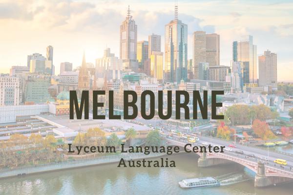 Kurz angličtiny – Melbourne (Lyceum Language Center)