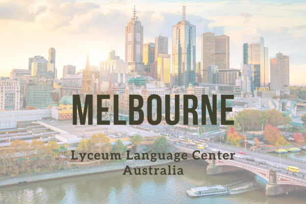 Kurz angličtiny – Melbourne (Lyceum Language Center)