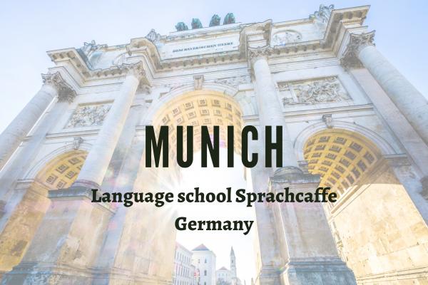 Kurz němčiny – Mnichov