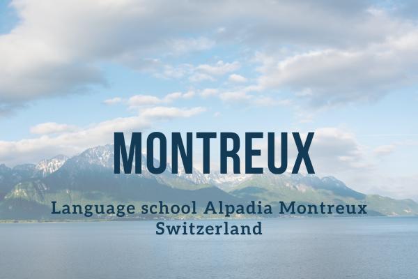 Kurz francouzštiny – Montreux