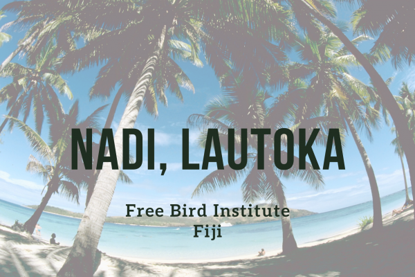 Kurz angličtiny – Fiji – ostrovy