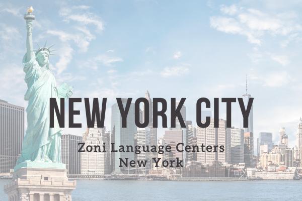 Kurz angličtiny – New York – Manhattan Empire