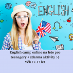 English camp pro teenagery