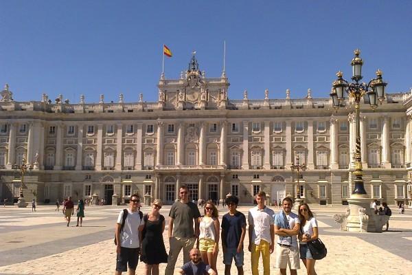 Kurz španělštiny – Madrid