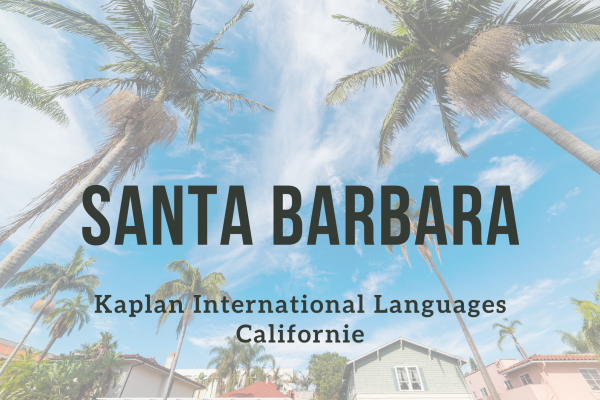 Kurz angličtiny – Santa Barbara