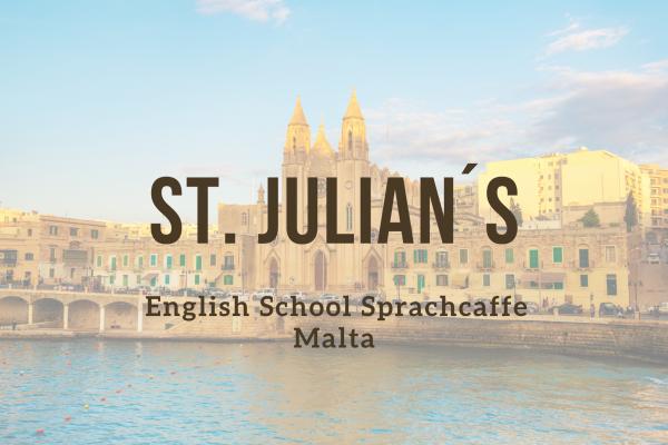 Kurz angličtiny – St. Julian's