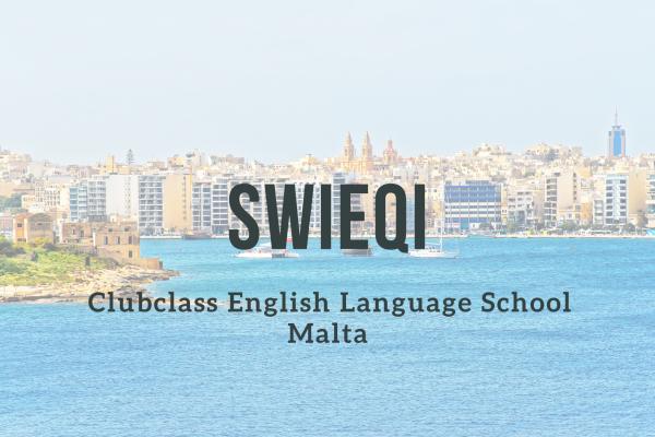 Kurz angličtiny – Swieqi