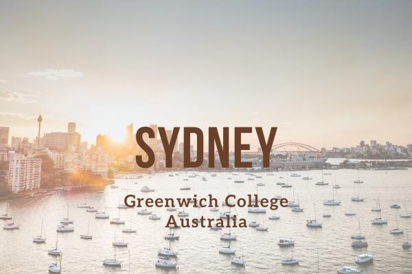 Angličtina v Sydney (Greenwich college)