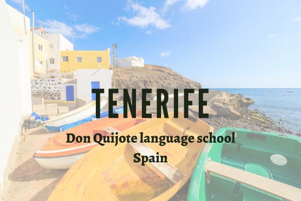 Kurzy španělštiny – Tenerife