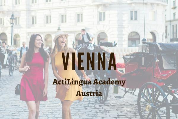 Kurz němčiny pro teenagery (12-17 let) – Vídeň