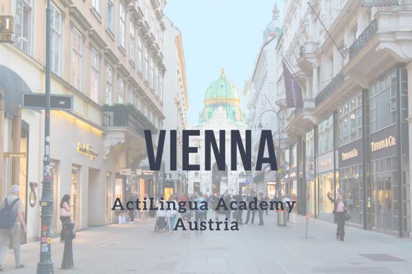 Kurz němčiny – Vídeň