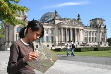 Kurz němčiny – Berlín