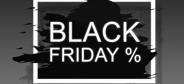 Black Friday sleva 30%