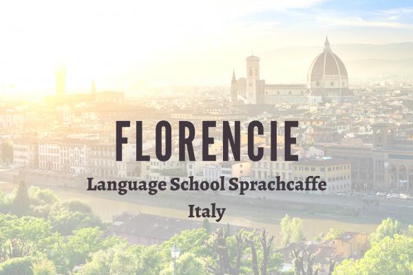 Kurz italštiny – Florencie