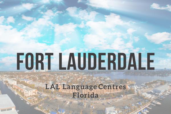Kurz angličtiny – Fort Lauderdale / Florida