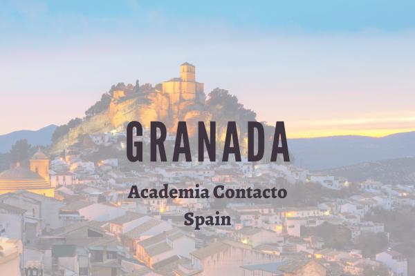 Kurzy španělštiny – Granada