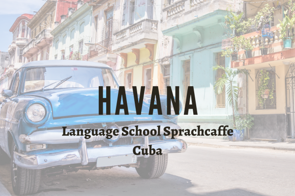 Kurzy španělštiny – Havana