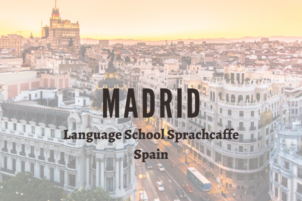 Kurzy španělštiny – Madrid