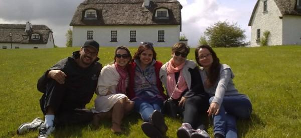 Jazykový kurz v Dublinu za super cenu!