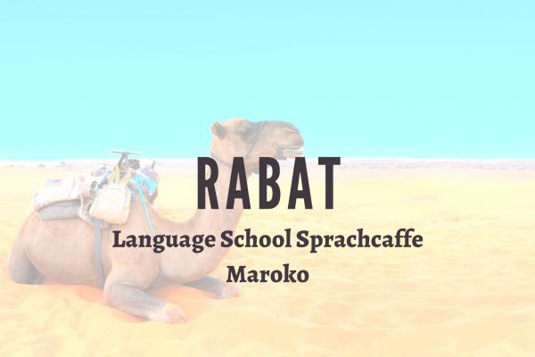 Kurz arabštiny – Rabat