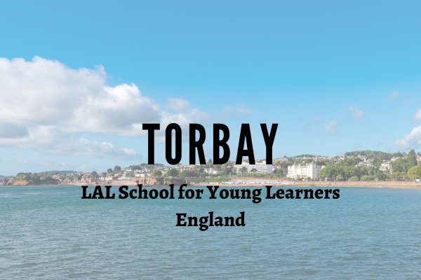 Kurz angličtiny pro teenagery – Torbay (10-17 let)
